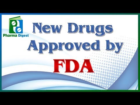 New Drug Approved by FDA in July - 2017