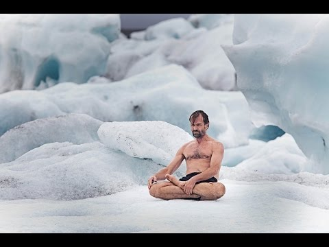 Advanced Biofeedback: Wim Hof (the Iceman) on Extreme Cold & Attenuating The Immune Response