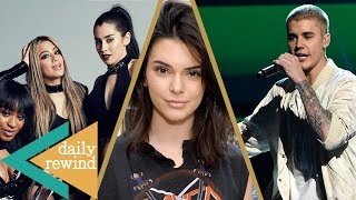 Did Fifth Harmony SHADE Camila Cabello Again?! Kendall Jenner SMOKING, Justin Bieber Speaks Out -DR