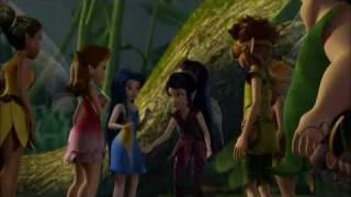 Tinkerbell Hadas al Rescate - Construyendo un Bote - Walt Disney Studios Oficial