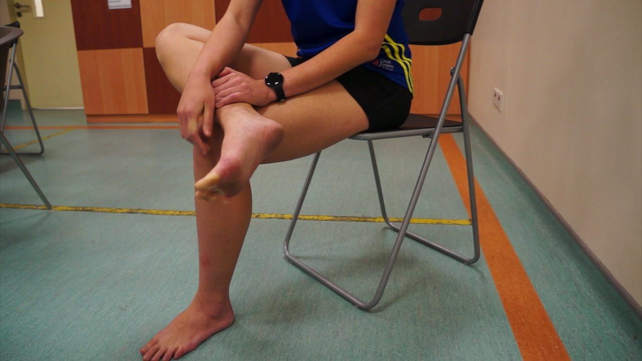 neurologie a durerii în articulațiile picioarelor)