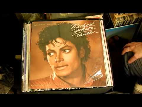 Scottie's Vinyl Collection Artist Overview: Michael Jackson