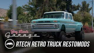 homepage tile video photo for Rtech Retro Truck Restomods - Jay Leno's Garage