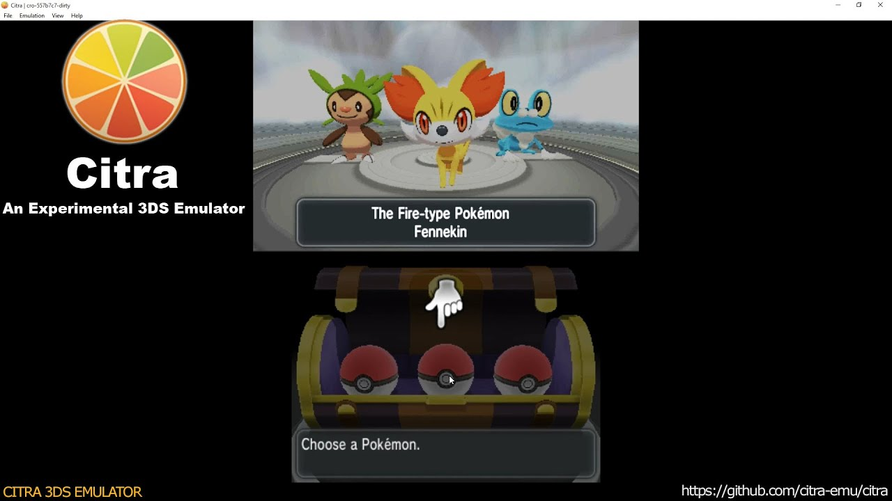 3ds emulator for android pokemon x and y