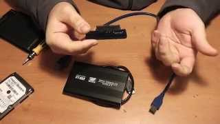 Portable USB 3.0 to SATA 2.5