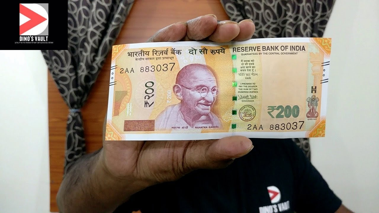 200 Rupees Note Features Explained, How to Identify Real Note