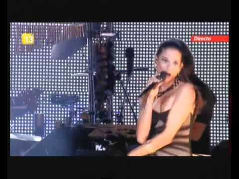 Natalia Jiménez - Tu peor error (concierto 20aniversario Cadena100)