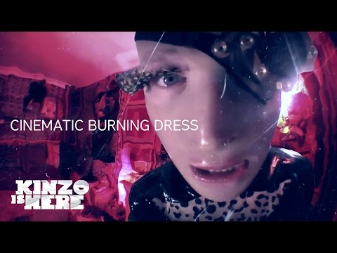 KINZOisHERE   Cinematic Burning Dress feat. Catasta Charisma