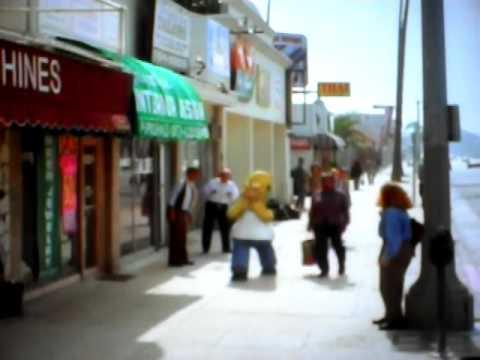 The Simpsons Halloween 3 D Homer Youtube