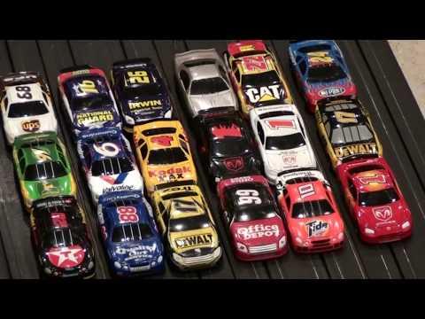 8 Lane AFX Slot Car Track (Life Like Cars)