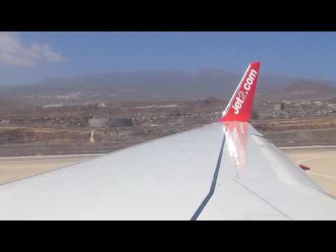 Tenerife - Manchester Jet2 757-200 (Full Flight)