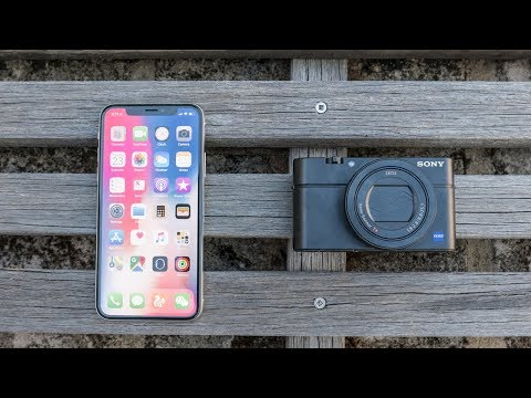 IPhone X Vs RX100: Pro Video Shootout Of The Pocketable's!