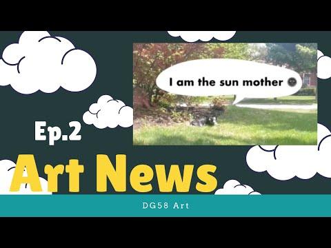 DG Art News Episode 2