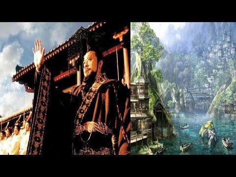 秦始皇用80萬人修驪山皇陵只是為掩人耳目,其實他在做另外的事情