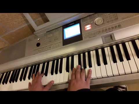 Hallelujah - Brian Crain- Piano Cover By Ricardo Cruz