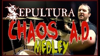 Download Video SEPULTURA MEDLEY - CHAOS A.D. MP3 3GP MP4