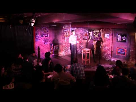 Liz MacDonald- Science Comedy night (11-7-14)