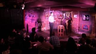Liz MacDonald- Science Comedy night (11-7-14)