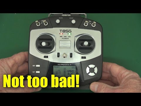 T8SG Review (one radio to controll them all?)