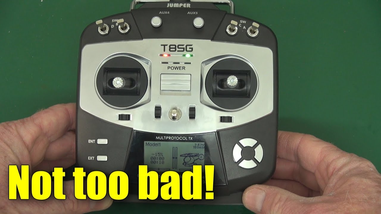 Which Transmitter You Should Buy    | FliteTest Forum