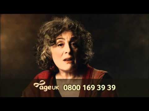 Eleanor Bron ACEnt Advert