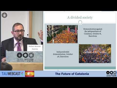 The Future of Catalonia: Rafael Arenas García