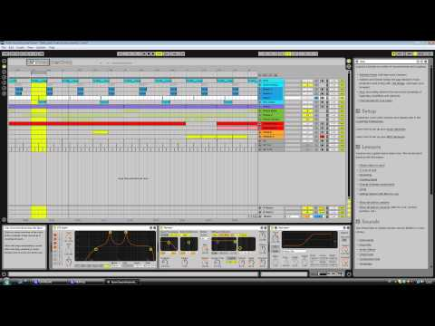 Koan Sound Style Tutorial Part 1 - Drums
