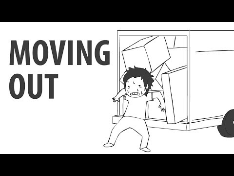 Moving Out - Dreams Come True, So Do Nightmares!