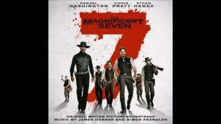 01 - Rose Creek Oppression - James Horner & Simon Franglen - The Magnificent Seven thumbnail
