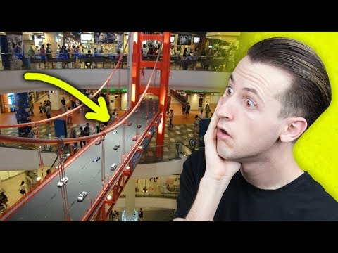 הקניונים הכי מטורפים בעולם