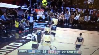 [FANCAM] 160213 Kris Wu - NBA All-Star Celebrity Game