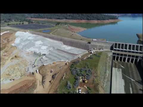Thumbnail: OROVILLE DAM: A Design Modification to Save the Emergency Spillway