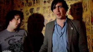 Art Brut - Direct Hit and Interview