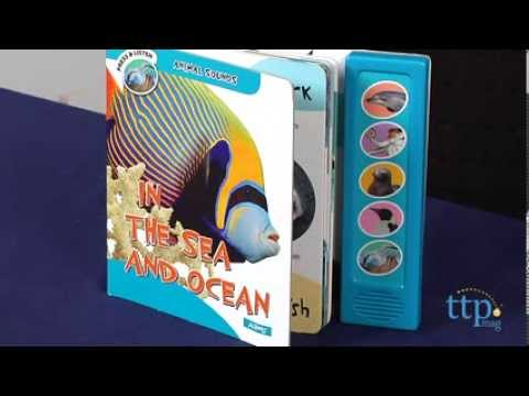 In the Sea & Ocean Sound Book published by AZ Books