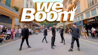 [KPOP IN PUBLIC] NCT DREAM (엔시티 드림) - BOOM DANCE COVER by BLACKCHUCK   Junior Team