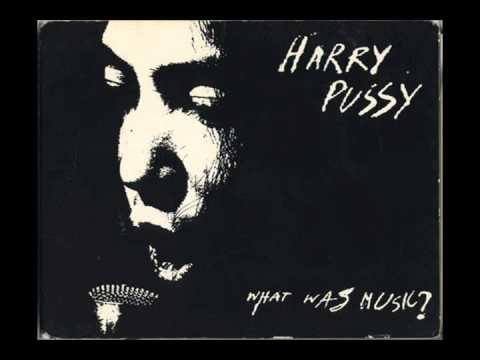 Harry Pussy - Showroom Dummies