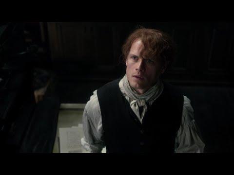 Outlander season 3 episode 5Jamie meet Claire.