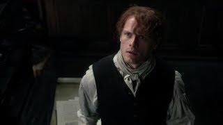 Outlander season 3 episode 5 Jamie meet Claire.