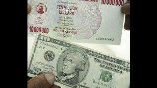 Zimbabwe Dollar | Proof of Revaluation