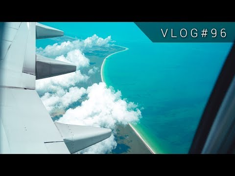 VLOG #96 - Traveling To Cancun - July 29, 2017