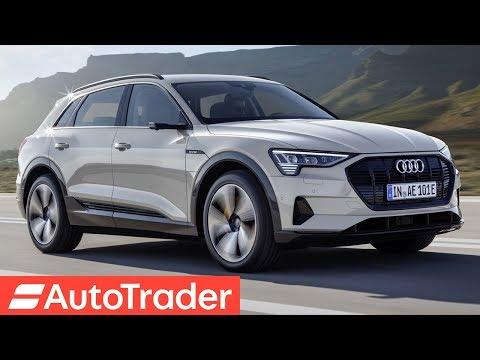 2019 Audi E-Tron first drive review