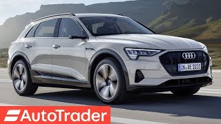 2019 Audi E-Tron First Drive Review