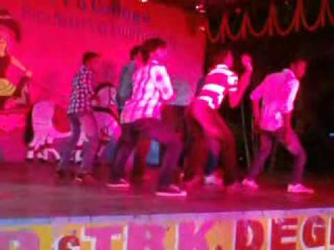 tsr&tbk pg college...blackberry song by my pg frnds rajmouli&co