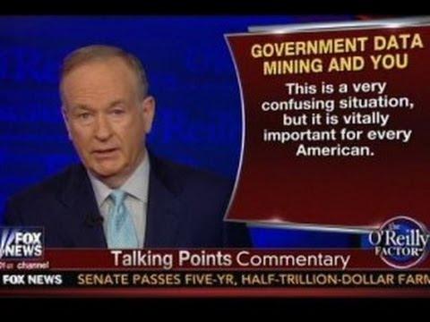 O'Reilly Slams 'Unconstitutional' NSA Surveillance: 'Should Be Shut Down Immediately'