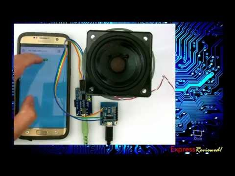 ESP 8266 WiFi MP3 Player using YX5300 chip
