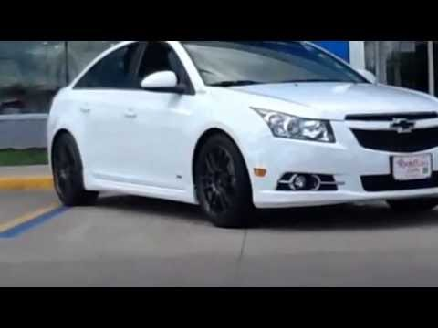 Chevy Cruze by Rydell accessories division in Grand Forks ...