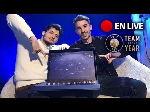 FIFA 19 : Découvrez votre TOTY de Téléfoot avec Klemo et Thomas !