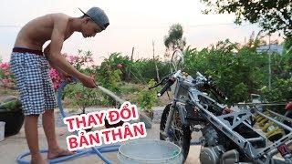 Rửa YaZ Drag 61 Tự Do - Thay Đổi Bản Thân    Hoàng Tú ST Vlogs