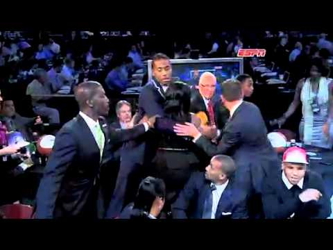 2011 NBA Draft 15th Pick: Indiana Pacers Select Kawhi Leonard (Traded to Spurs)