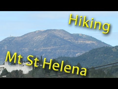 Hiking To The Top Of Mt. St. Helena | Vlog | Napa County Wilderness